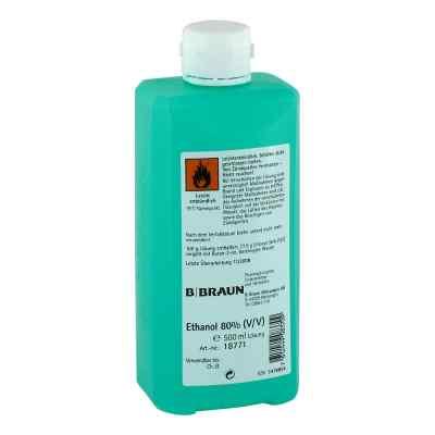 Ethanol 80% V/v Hyg.hände  bei apo-discounter.de bestellen