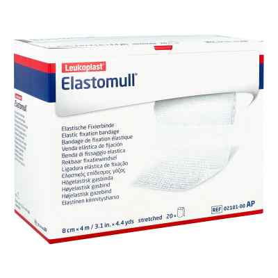 Elastomull 4mx8cm 2101 elastisch Fixierbinde  bei apo-discounter.de bestellen