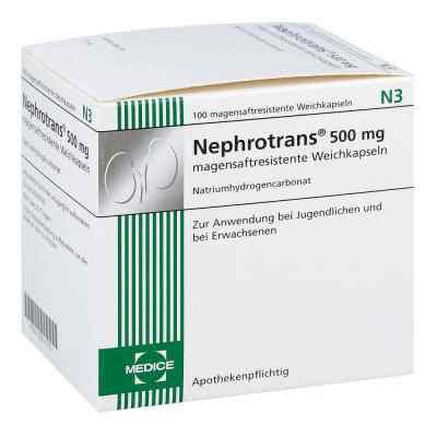 Nephrotrans 500mg  bei apo-discounter.de bestellen