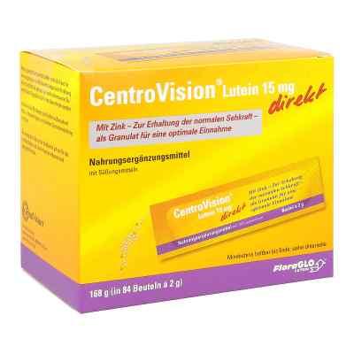 Centrovision Lutein 15 mg direkt Granulat  bei apo-discounter.de bestellen