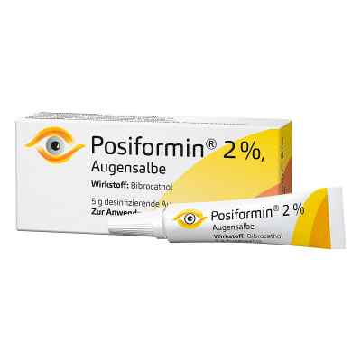 Posiformin 2% Augensalbe  bei apo-discounter.de bestellen