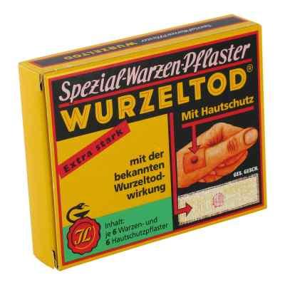 Spezial-Warzenpflaster Wurzeltod extra stark