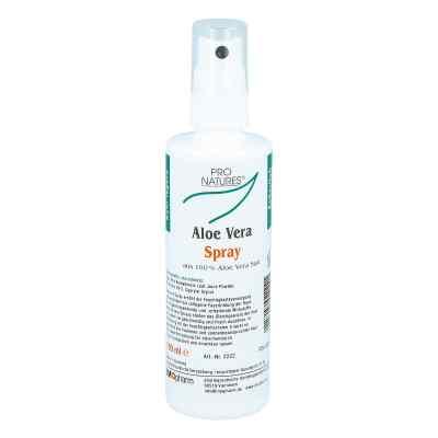 Aloe Vera 100% pur pro Natur Spray  bei apo-discounter.de bestellen
