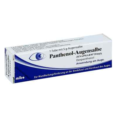 Panthenol Augensalbe Jenapharm  bei apo-discounter.de bestellen