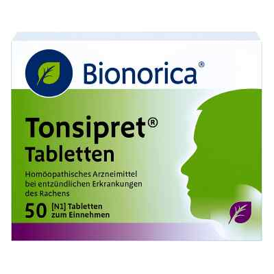 Tonsipret Tabletten  bei bioapotheke.de bestellen