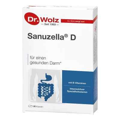 Sanuzella D Zellulose Kapseln  bei apo-discounter.de bestellen
