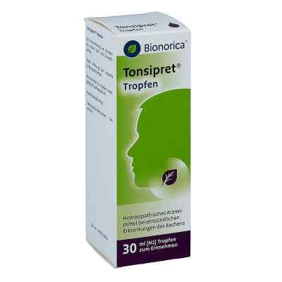 Tonsipret Tropfen 30 ml von Bionorica SE PZN 03525743