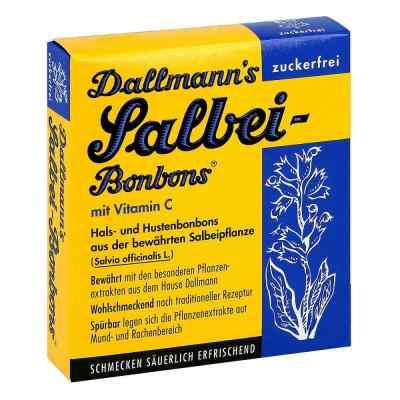 Dallmann's Salbeibonbons zuckerfrei  bei apo-discounter.de bestellen
