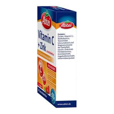 Abtei Vitamin C plus Zink Lutschtabletten  bei apo-discounter.de bestellen