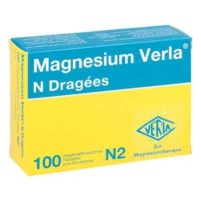 Magnesium Verla N Dragees