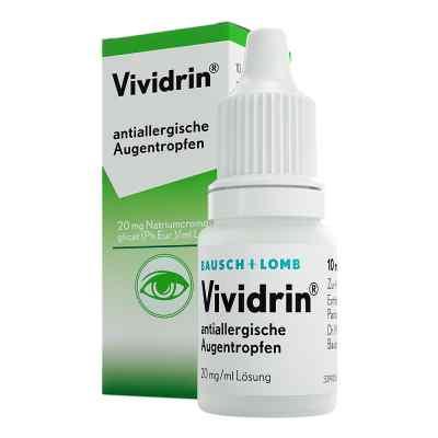 Vividrin antiallergische Augentropfen  bei apo-discounter.de bestellen