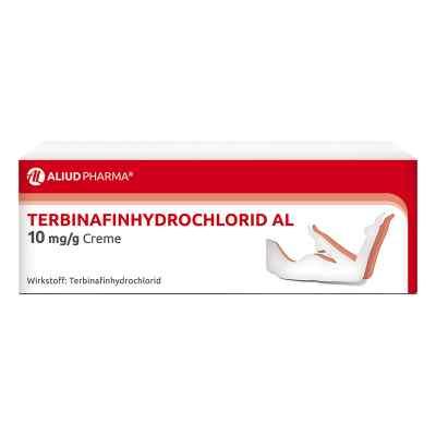 Terbinafinhydrochlorid AL 10mg/g