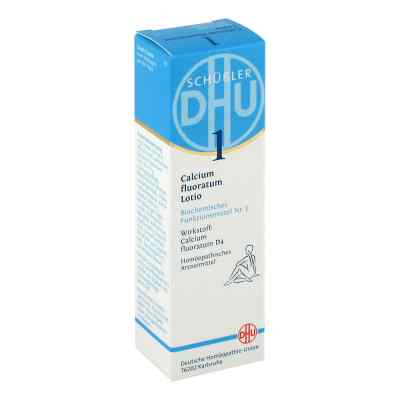 Biochemie Dhu 1 Calcium fluorat.D 4 Lotio Creme  bei apo-discounter.de bestellen