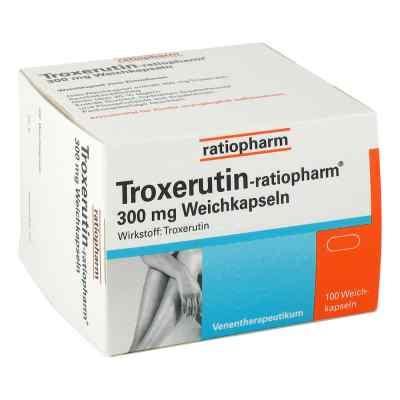 Troxerutin-ratiopharm 300mg