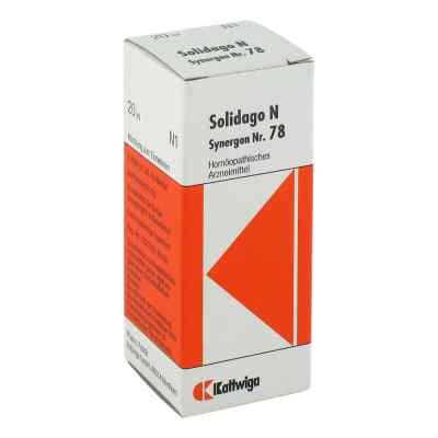 Synergon 78 Solidago N Tropfen
