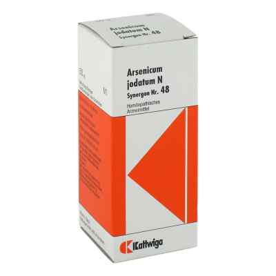 Synergon 48 Arsenum jodatum N Tropfen  bei apo-discounter.de bestellen