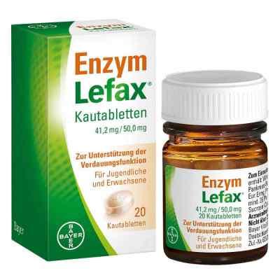 Enzym Lefax  bei apo-discounter.de bestellen
