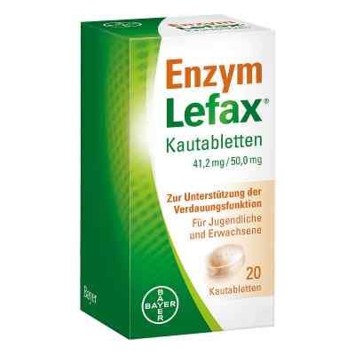 Enzym Lefax Kautabletten  bei apo-discounter.de bestellen