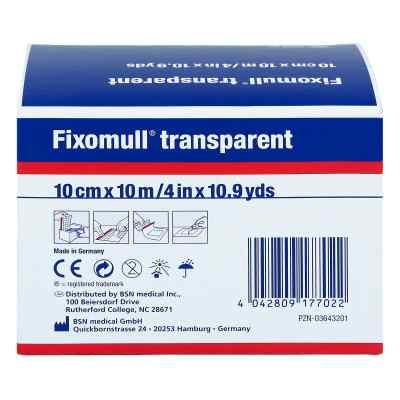 Fixomull transparent 10mx10cm  bei apo-discounter.de bestellen