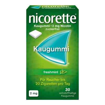 Nicorette 2mg freshmint