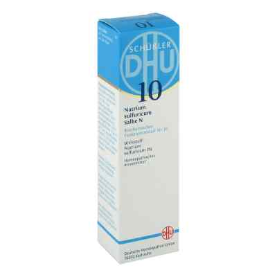 Biochemie Dhu 10 Natrium sulfur.N D 4 Salbe  bei apo-discounter.de bestellen
