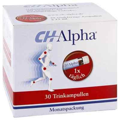 Ch Alpha Trinkampullen  bei apo-discounter.de bestellen