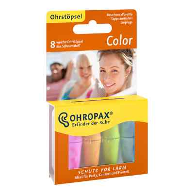 Ohropax Color Schaumstoff Stöpsel  bei apo-discounter.de bestellen