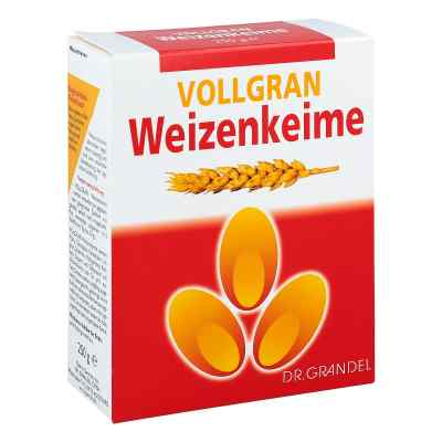Weizenkeime Vollgran Grandel Kerne  bei apo-discounter.de bestellen