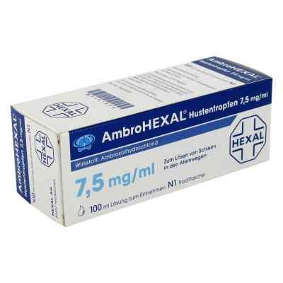AmbroHEXAL Hustentropfen 7,5mg/ml  bei apo-discounter.de bestellen