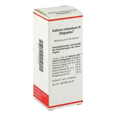 Kalium Chloratum N Oligoplex Liquidum  bei apo-discounter.de bestellen