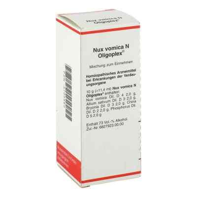 Nux Vomica N Oligoplex Liquidum  bei apo-discounter.de bestellen