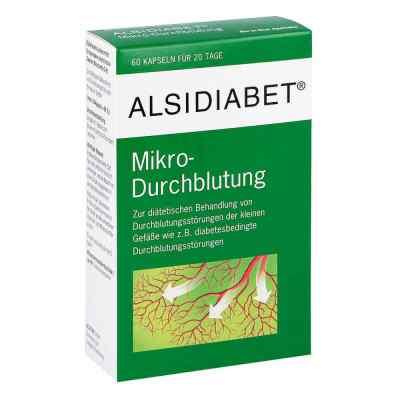 Alsidiabet Diabetiker Mikro Durchblutung Kapseln  bei apo-discounter.de bestellen