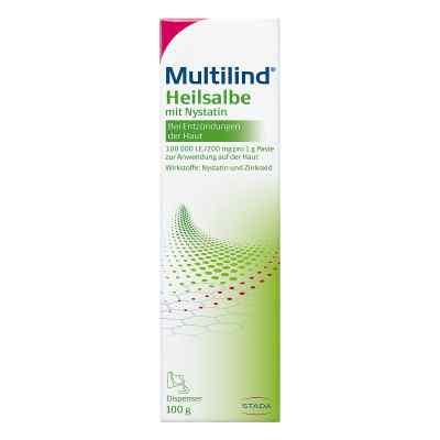 Multilind Heilsalbe mit Nystatin  bei bioapotheke.de bestellen