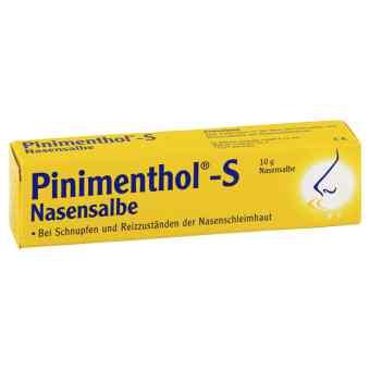 Pinimenthol S Nasensalbe  bei apo-discounter.de bestellen
