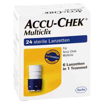 Accu Chek Multiclix Lanzetten  bei apo-discounter.de bestellen