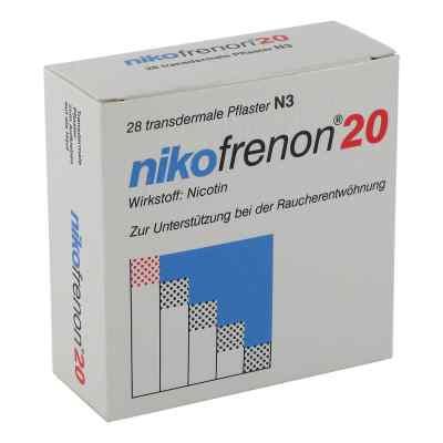 Nikofrenon 20
