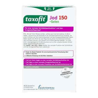 Taxofit Jod Depot Tabletten  bei apo-discounter.de bestellen