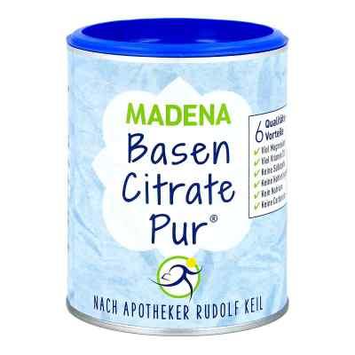 Basen Citrate Pur Pulver nach Apotheker Rudolf Keil  bei bioapotheke.de bestellen