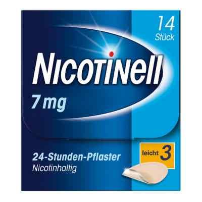 Nicotinell 7 mg (ehemals 17,5 mg) 24-Stunden-Pflaster  bei apo-discounter.de bestellen
