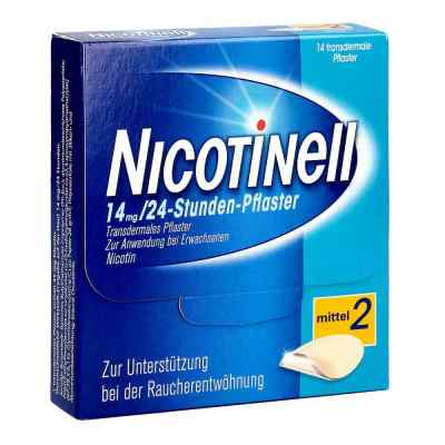 Nicotinell 35mg/24 Stunden