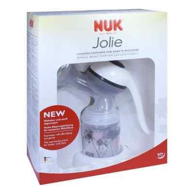 Nuk Jolie Handmilchpumpe  bei apo-discounter.de bestellen