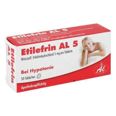 Etilefrin AL 5