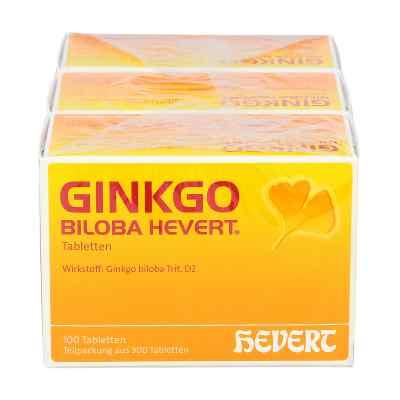 Ginkgo Biloba Hevert Tabletten  bei apo-discounter.de bestellen