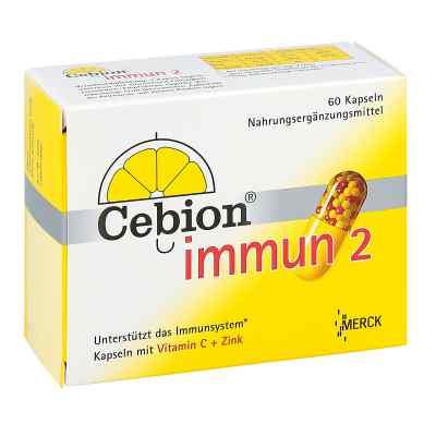 Cebion Immun 2 Kapseln  bei apo-discounter.de bestellen
