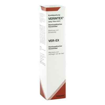 Verintex spag./VERINTEX N Kombipackung