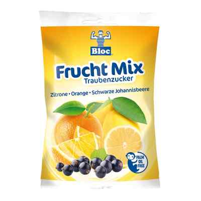 bloc traubenzucker fruchtmix beutel 75 g online g nstig kaufen. Black Bedroom Furniture Sets. Home Design Ideas