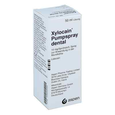 Xylocain Pumpspray Dental  bei apo-discounter.de bestellen