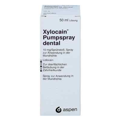 Xylocain Pumpspray Dental  bei apo-discounter.de bestellen
