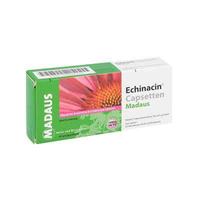 Echinacin Capsetten Madaus