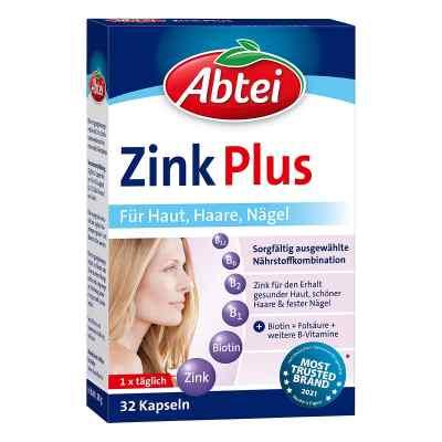 Abtei Zink Plus Nährstoff Kapseln  bei apo-discounter.de bestellen